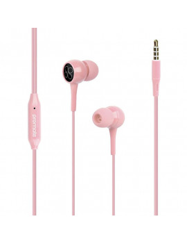Audifonos color Rosado Bent...