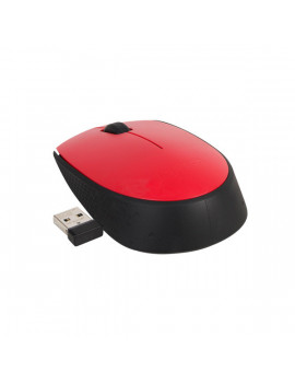 Mouse M170RED inalámbrico...