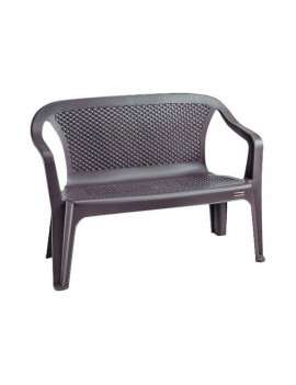 Silla Eterna Doble Wengue 8806