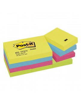 Post it note neon 653 an 3m