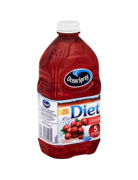 Ocean Spray Diet Cranberry 8/64  oz