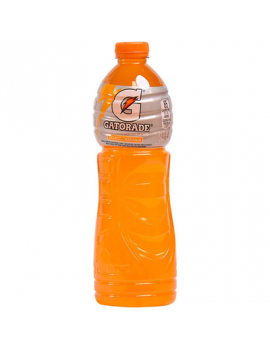 Gatorade Naranja 24/600 ml