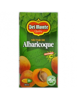 D/M Nectar Albaricoque 27/200 ml