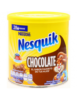 Nesquik Chocolate Nest.Lata 24/400 g