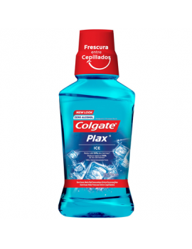 Colgate Enjuague Plax Ice 250 ml