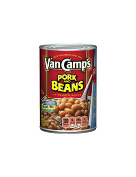 Van Camps Pork & Beans 24/15 oz