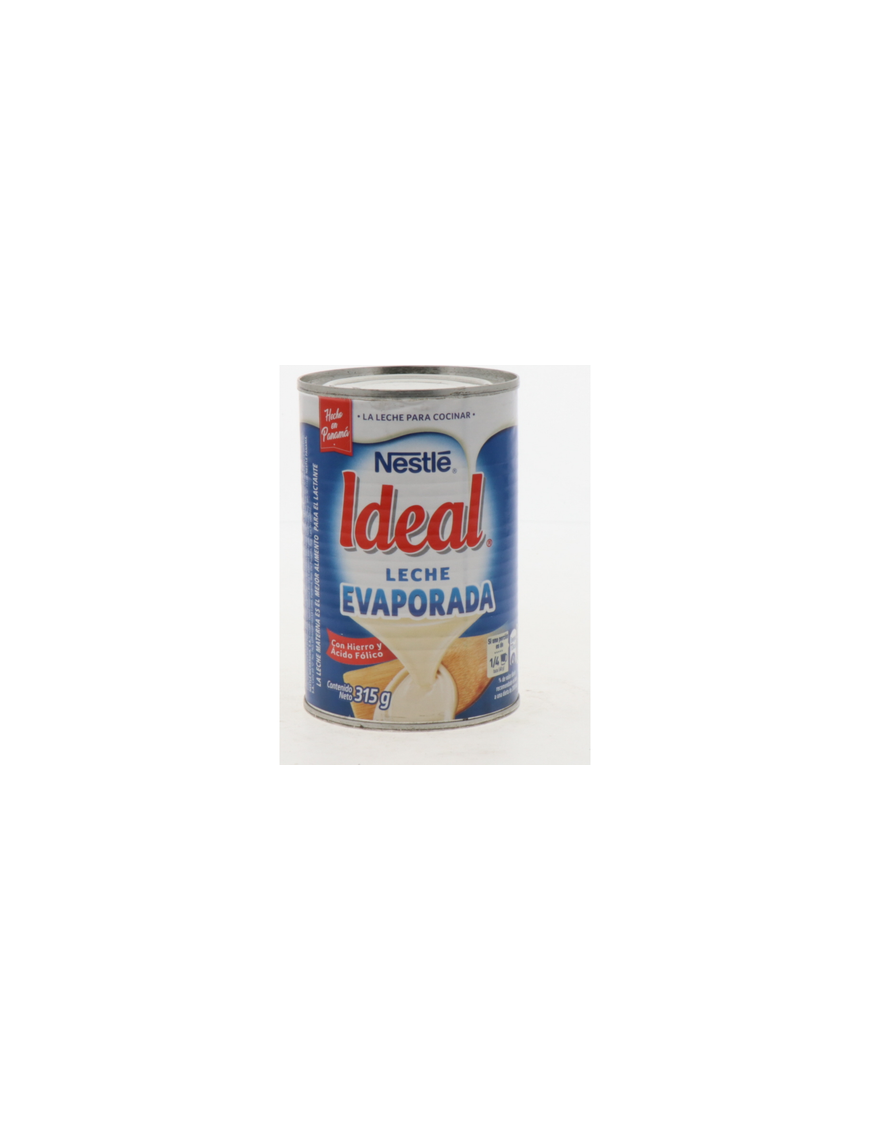 Ideal Leche Evaporada 48/315 gamos