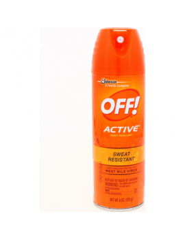 Off! Insect Repellente 12/6  oz