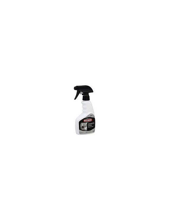Weiman Stainless Steel Cleaner 6/17  oz