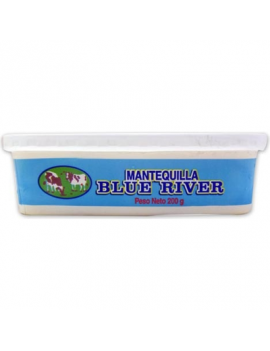 Mantequilla Blue River Pote 48/200