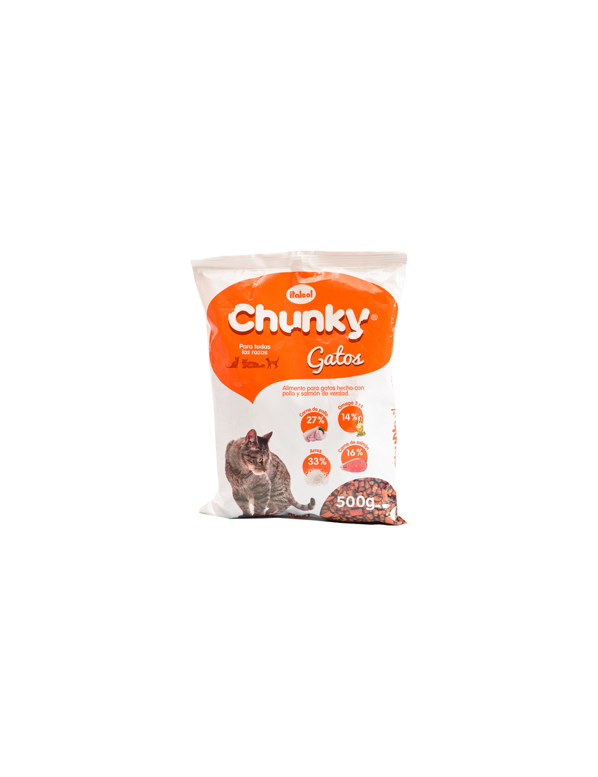 Chunky Cats 20/500 gs.