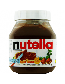 Nutella Avellana C/Cacao 12/650 gs