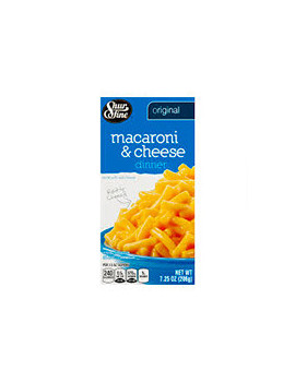 Shurfine Macaroni Cheese 24/7.25  oz