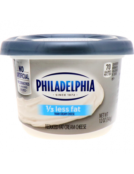 Kraft Queso Soft Philly Light Cup 12/12