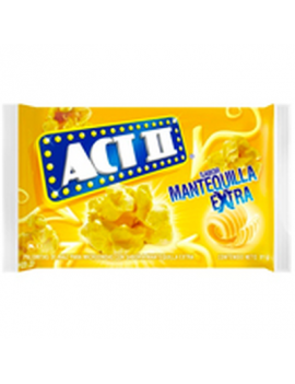 Act Ii Popcorn Butters Lover Tray 18/3.5