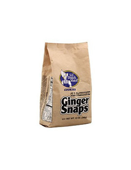 L Dutch Maid Ginger Snaps Cookies 340g