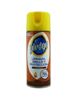 PLEDGE MINI MADERAS 12/270ML