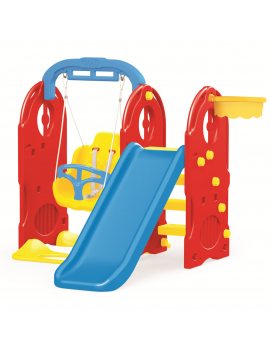 4 IN 1 PLAYGROUND DOLU TOY FACTORY