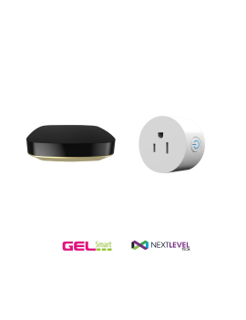 Combo Confort (Hub inteligente + Smart PLUG)