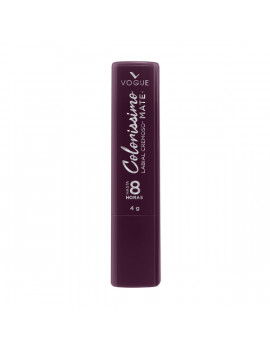 VOGUE labial barra colorisimo uva 4g
