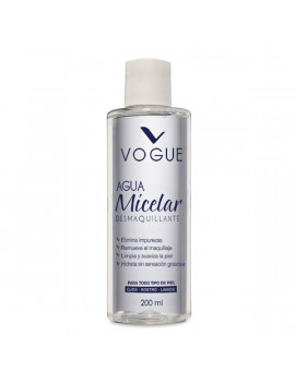 VOGUE agua micelar 200 ml