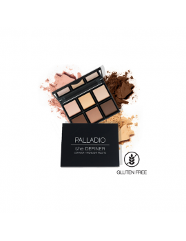 P DEFINER CONTOUR  HIGHLIGHT PALETE