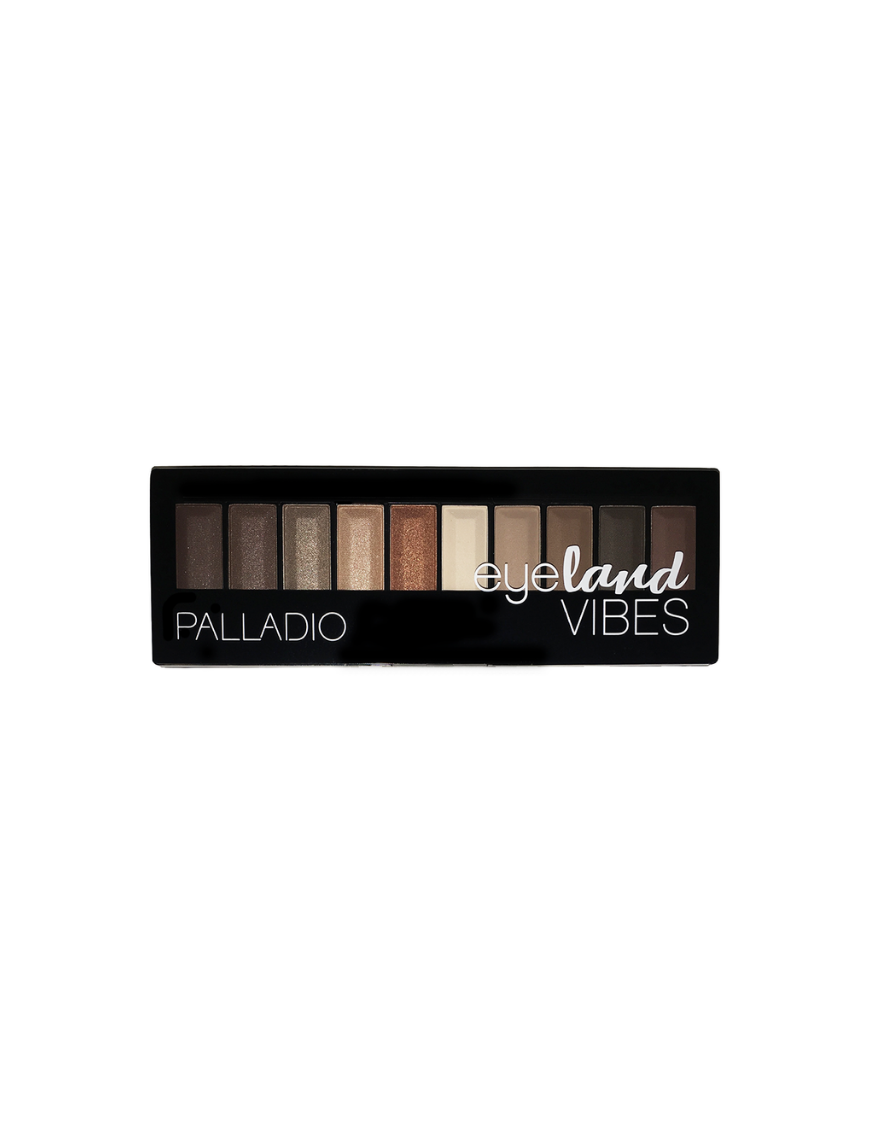 P EYELAND VIBES 10 EYESHADOW SAND BAR 10