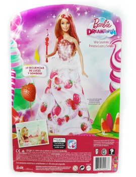 Barbie Dream Topia- Luces y Sonido