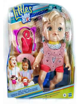 Littles Baby Alive Carry N Go Squad