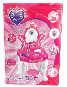 Dressing Table Beatiful Play Set -Multifuncional
