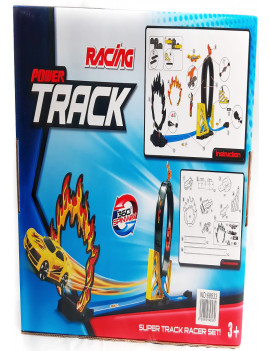 Speed Track Power Racing 14 psc