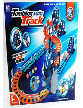 Tumbling Super Track Racing 80 pcs