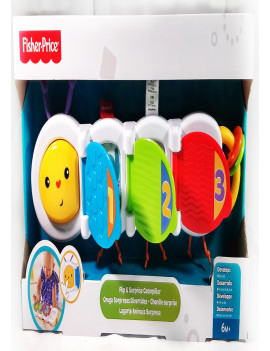 Fisher Price Oruga Sorpresa