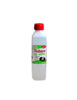 Pedialyte 30 coco 500ml (1 frasco)