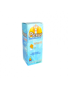 Plexus infantil 113mg/150mg jarabe 150ml (1 frasco)