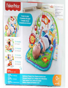 Fisher Price Gimnasio...