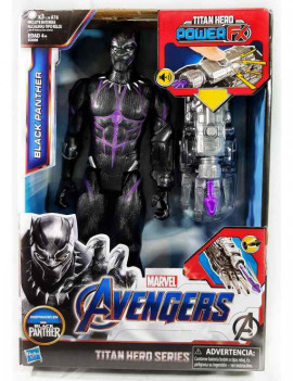Avengers TH Power Black Phanter