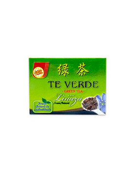 Te Verde Con Linaza Nhs 36/40 Grs.