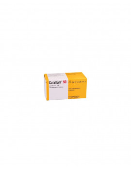 Cataflam 50 mg